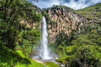 Cascada Maragato/ foto Quique Rosero Jaramillo