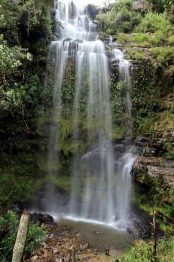 Cascada Arco Iris