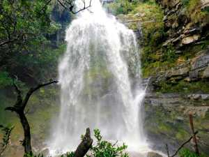 Cascada Arco Iris/ foto Ruben Dario Guevara
