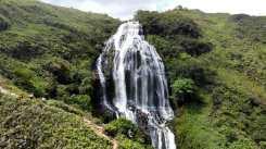 Cascada Manto de La Virgen/ foto Lily Rodriguez B