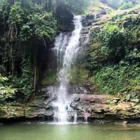 Cascada La Lajita