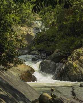 Cataratas del Río Medina/ foto Ronal Calle
