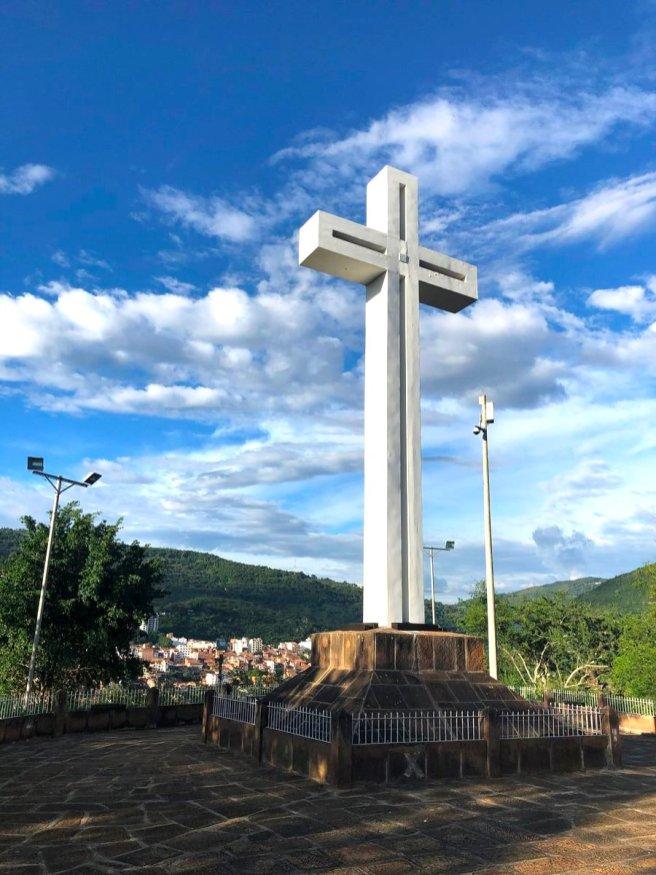 Mirador del Cerro de la Cruz/ foto César Reyes Acevedo