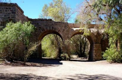 Acueducto de Amolanas/ foto Luis Cabezas