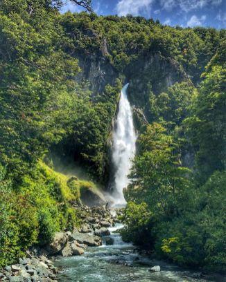 Cascada de la Nutria/ foto Felipe Castillo
