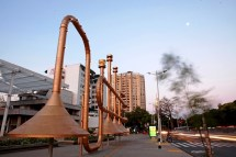 Monumento Las Trompetas de Niche
