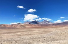 Parque Nacional Nevado Tres Cruces/ foto Molina Albérico Álvaro