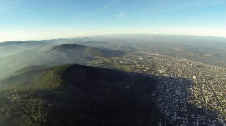 Monumento Natural Cerro Ñielol/ foto Digüeñe
