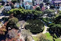 Labirinto Verde/ foto Anelise Santos Pimentel