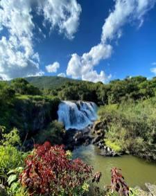 Cachoeira Véu das Noivas/ foto Gabriela Le Van