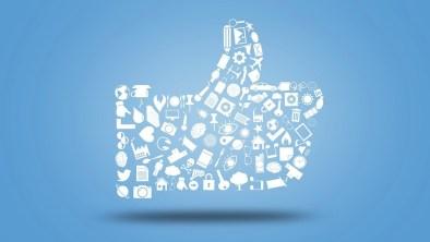 redes sociais mais usadas facebook