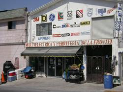Multielectrica y Ferreteria de la Frontera SA De CV en