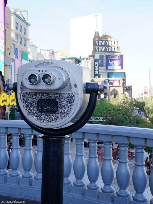 New York New York em Las Vegas