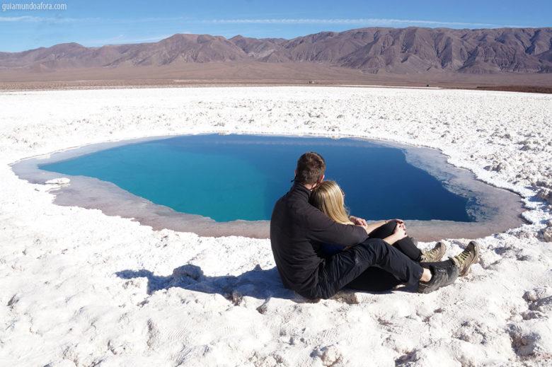 Viagem para o Atacama