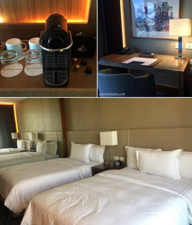 hotel no Rio de Janeiro Hilton Barra