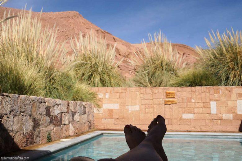 Viagem para o Atacama hotel Alto Atacama