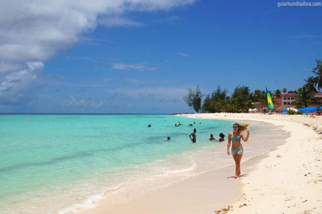 Dover Beach - praias em Barbados