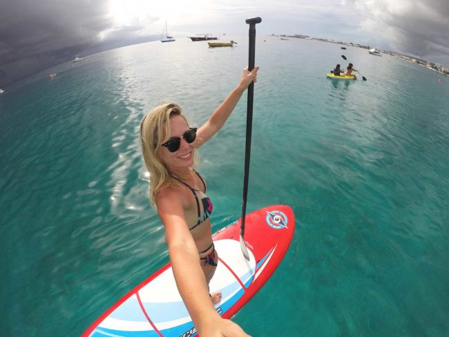 stand up paddle Barbados