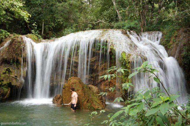 Estiancia Mimosa Cachoeiras em Bonito