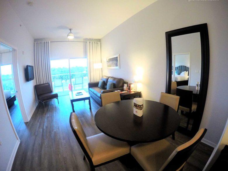 hotel para famílias em Orlando