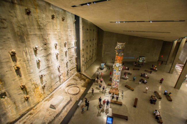 Museu 11 de Setembro com CityPASS em Nova York
