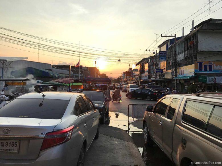 roubadas na Tailândia