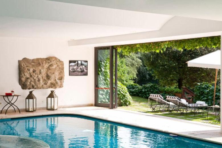 piscinas incríveis ao redor do mundo: L'Albereta