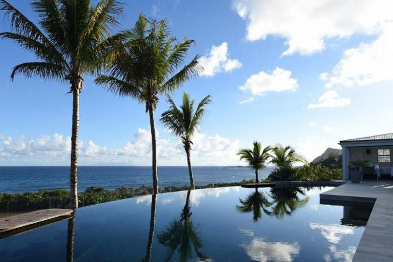 piscinas incríveis ao redor do mundo: Le Toiny
