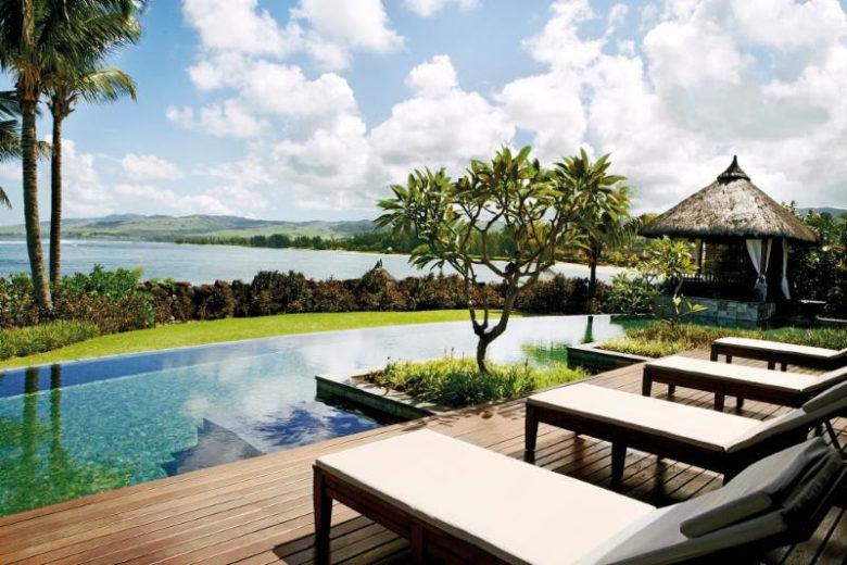 piscinas incríveis ao redor do mundo: Shanti Maurice