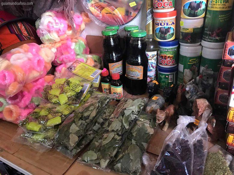 Preços do Atacama de folha de coca