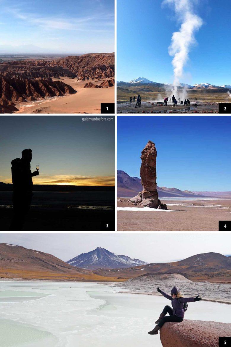 passeios no Atacama clássicos