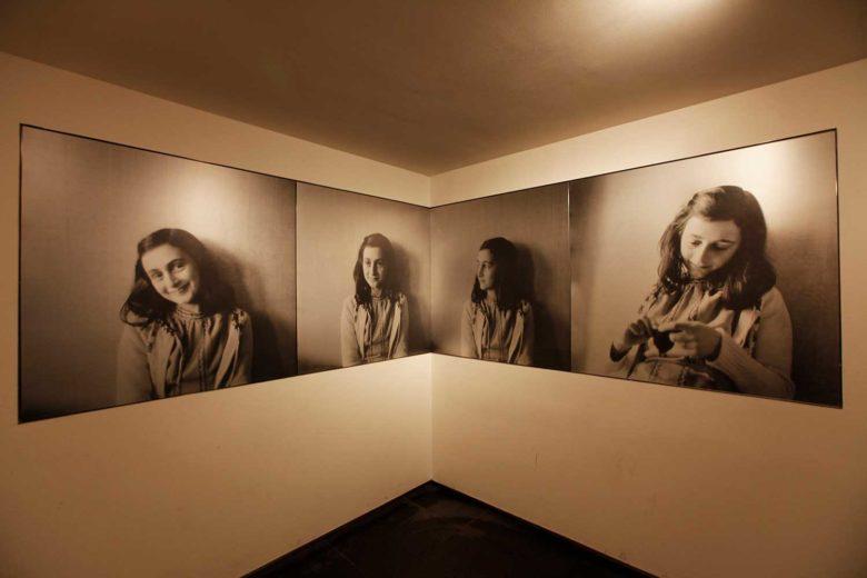 Museu Anne Frank em Amsterdam