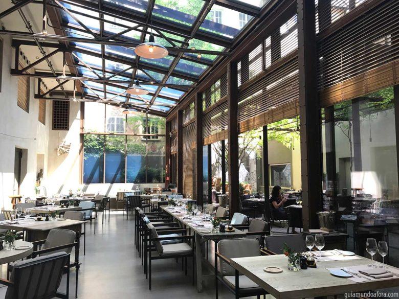 Restaurante Garden Munique