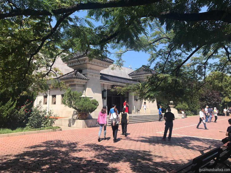 Museu Guerreiros de Terracota em Xian