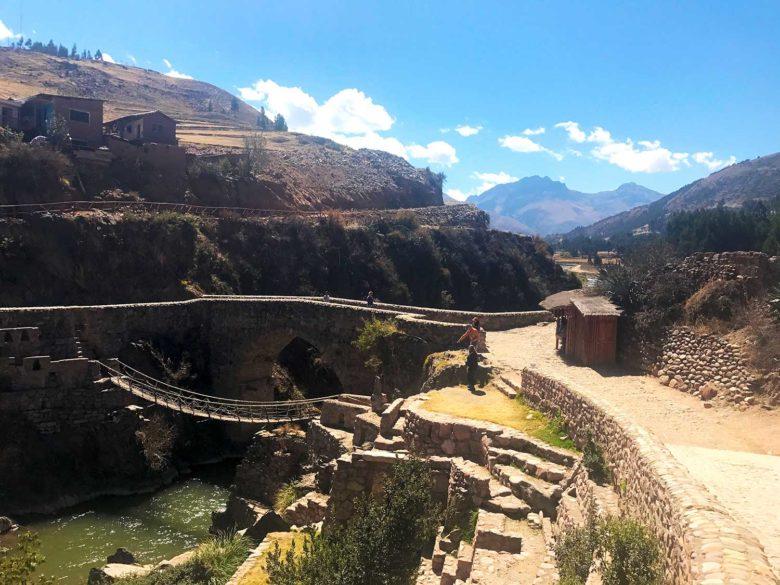 alimatação no Peru trilha Ausangate