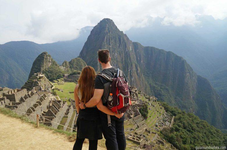 alta temporada em Machu Picchu