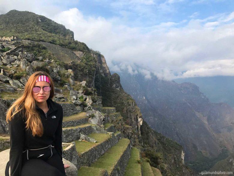 temperatura em Machu Picchu