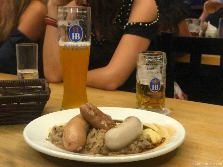 onde comer e beber em Belo Horizonte