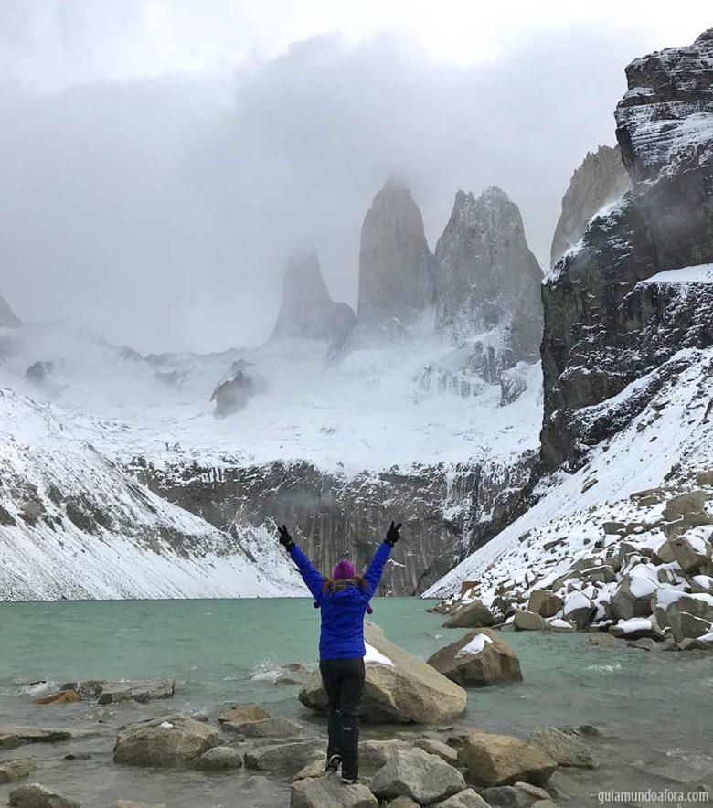 Dicas de torres del Paine