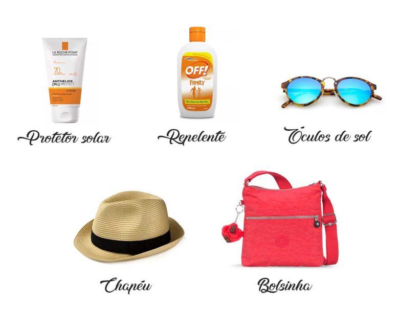 O que levar na mala para o Jalapão
