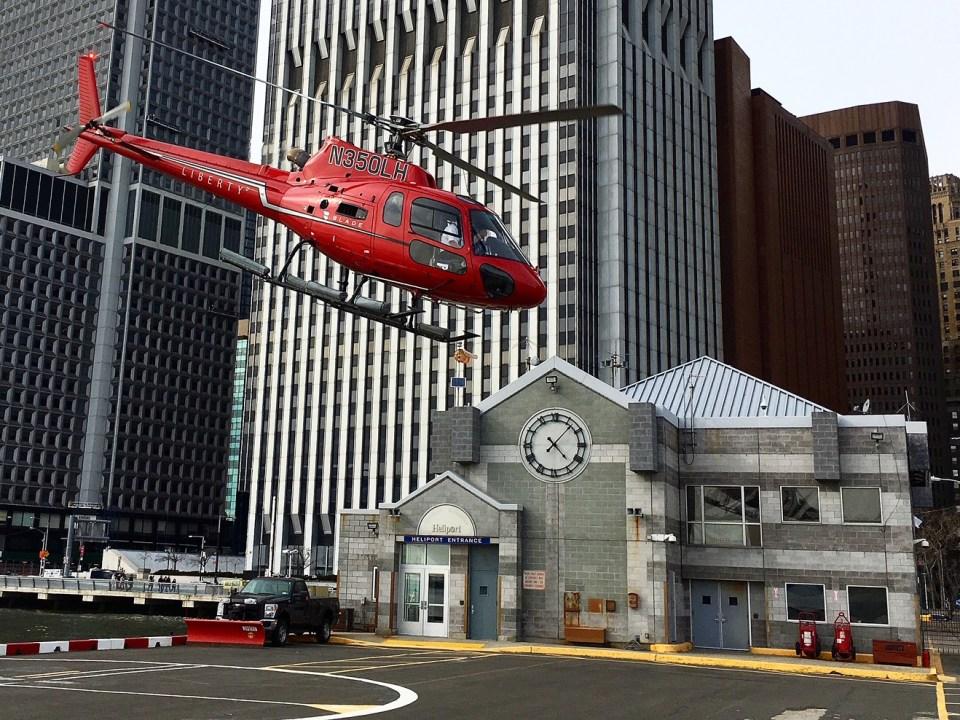 Conocer Nueva York en helicóptero