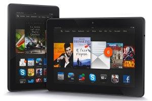 Amazon Fire HDX 8.9 -  mejor tablet multimedia