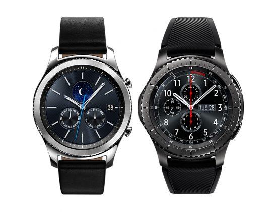 Comprar Smartwatch Samsung Gear S3 – Precios y opiniones