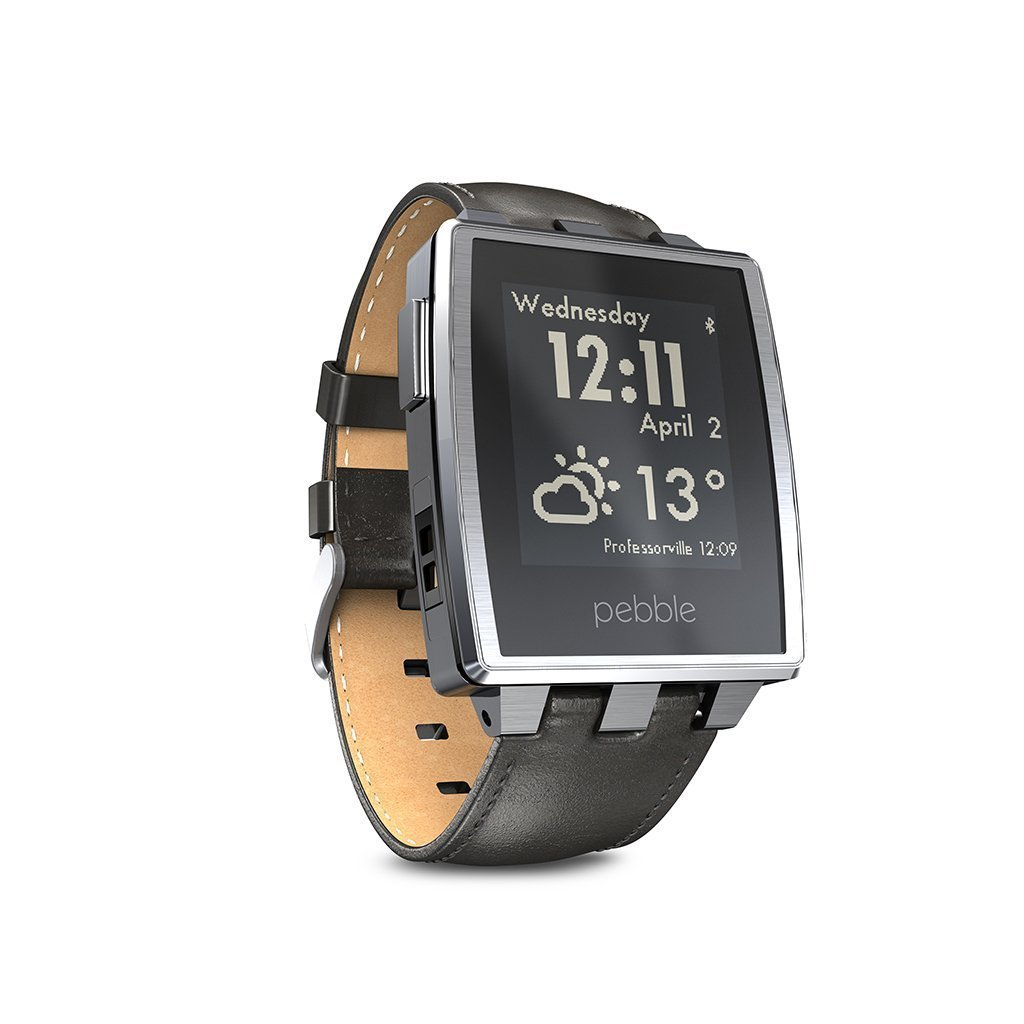 Pebble Steel – SmartWatch