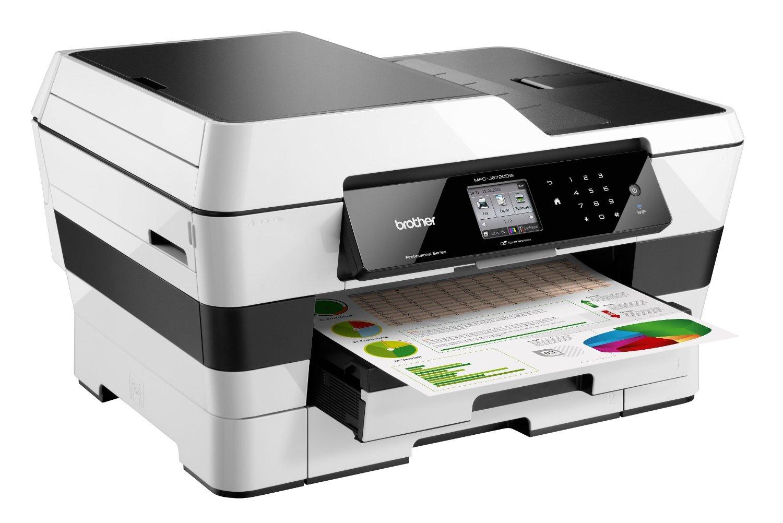 Brother MFC J 6720 DW – Impresora multifunción profesional