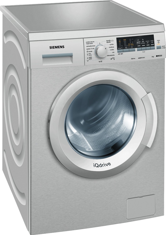 Lavadora Siemens WM12Q48XES – Análisis, opiniones y precios