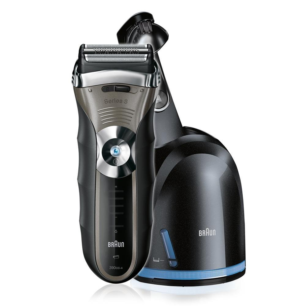 Afeitadora Braun Series 3 390cc-4 – Precios y opiniones