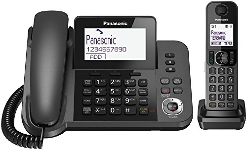 Panasonic KX-TGF320E - Mejor teléfono inalámbrico