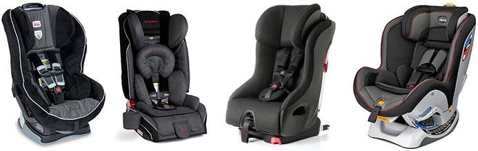 Comparativa mejores sillas de coche para niños