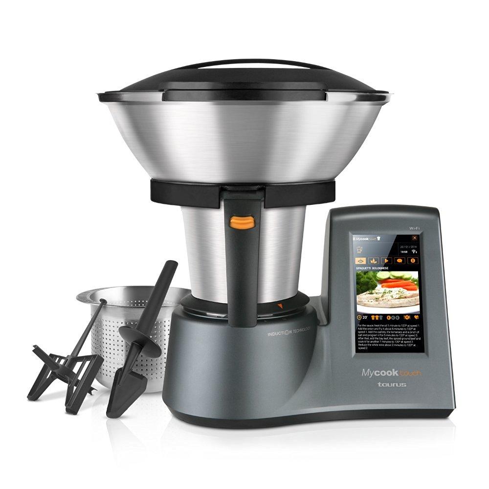 Comprar Robot de cocina Taurus Mycook Touch – Precios y opiniones